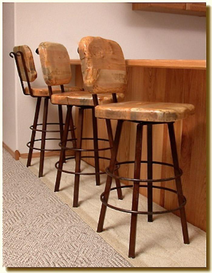 Alpine Bar Chair