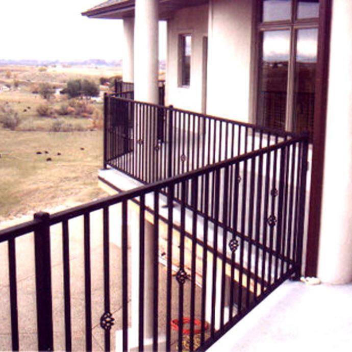 Basket Handrail