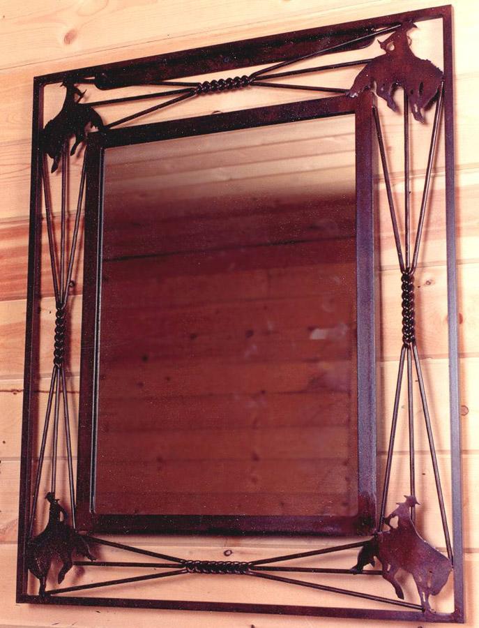 Buckaroo Mirror