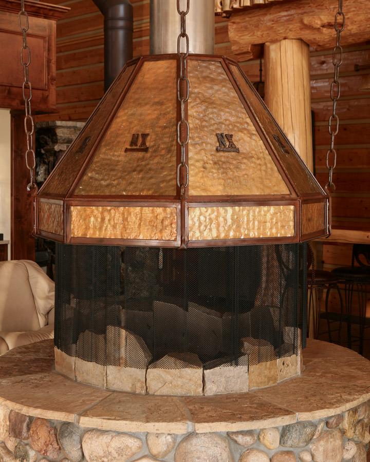 Casa Fireplace Hood