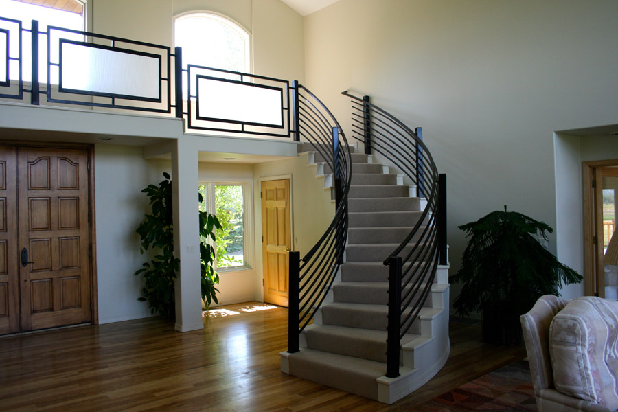 Cascade Handrail