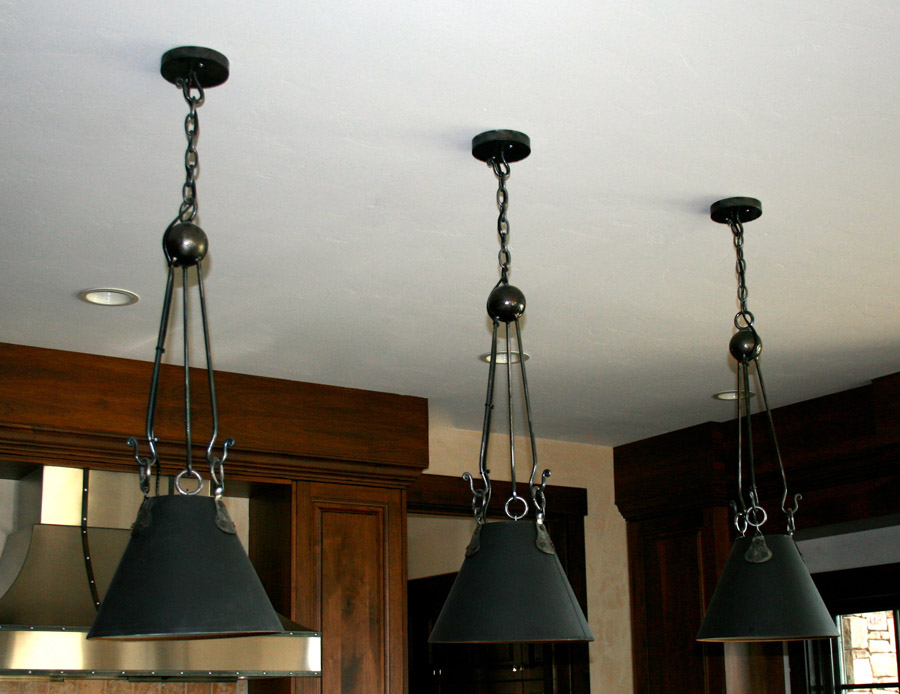 Clear Creek Pendant Light