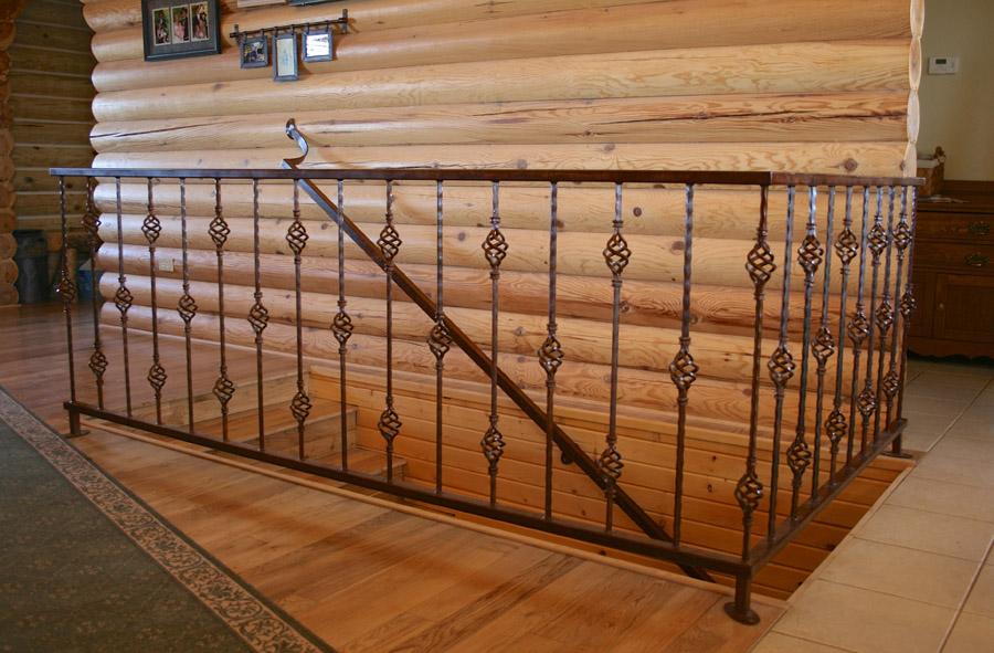 Double Basket Handrail