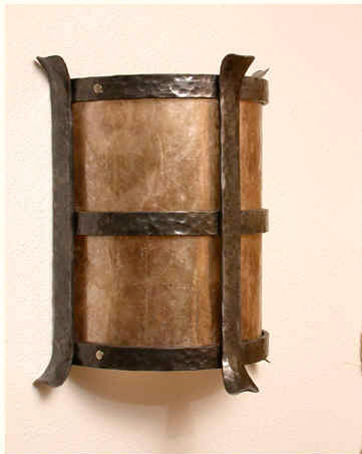 Imperial Half Round Wall Sconce