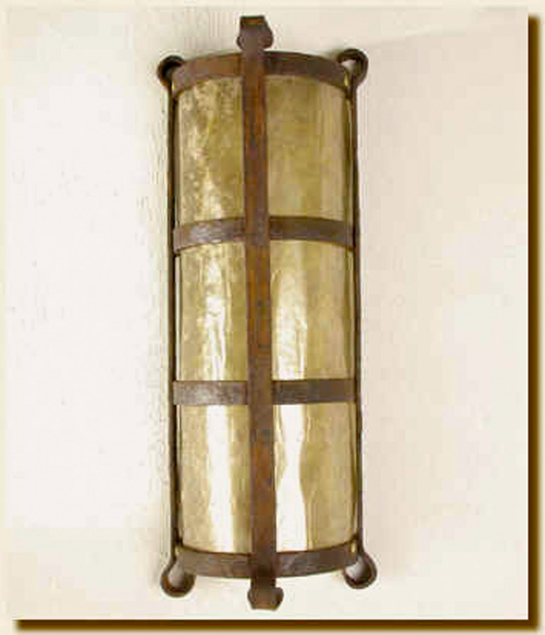 Imperial Long Half Wall Sconce
