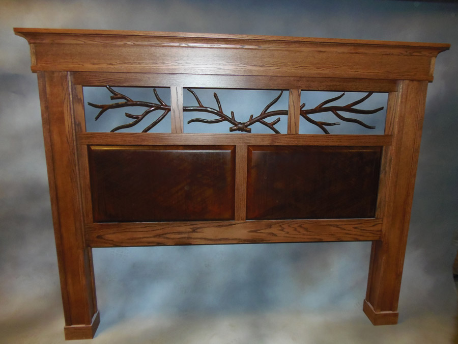 Iron Twig Bed