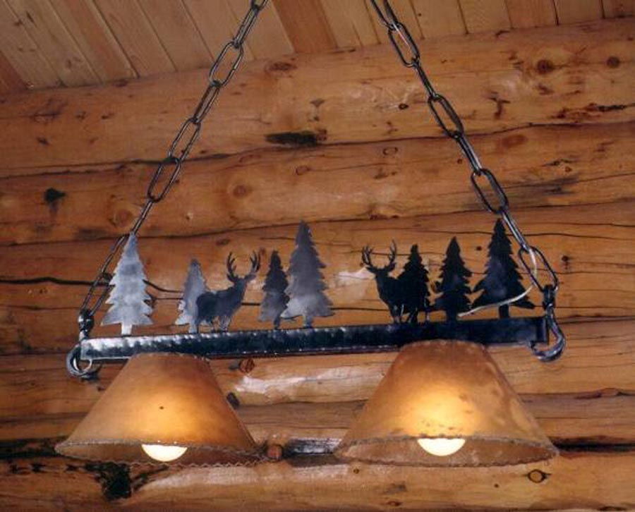 Johnson Creek Bar Light - Two Shade