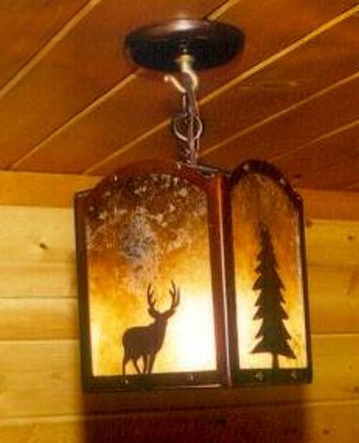 Johnson Creek Hanging Light