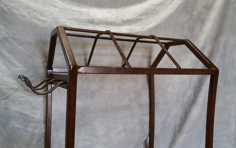 Stockgrowers Saddle Stand