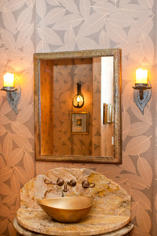 Texture Square Mirror