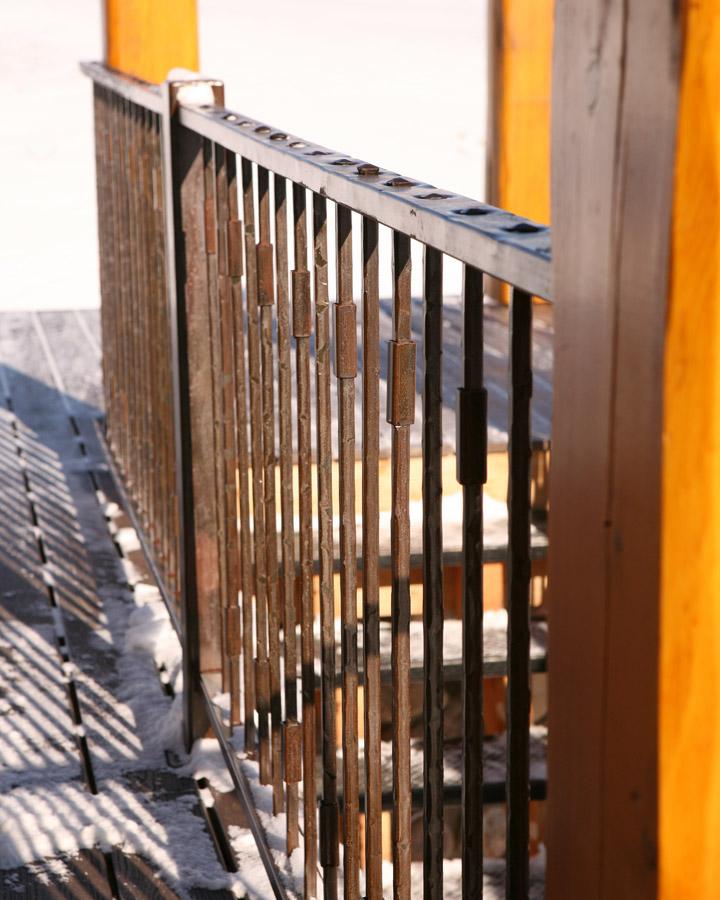 Big Horn Forged Handrail 2
