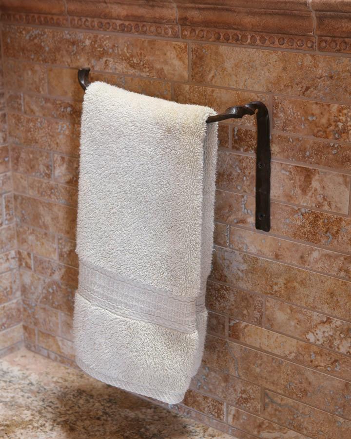 Big Horn Hand Towel Holder 1