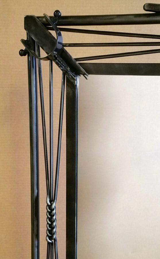 Branding Iron Mirror 2
