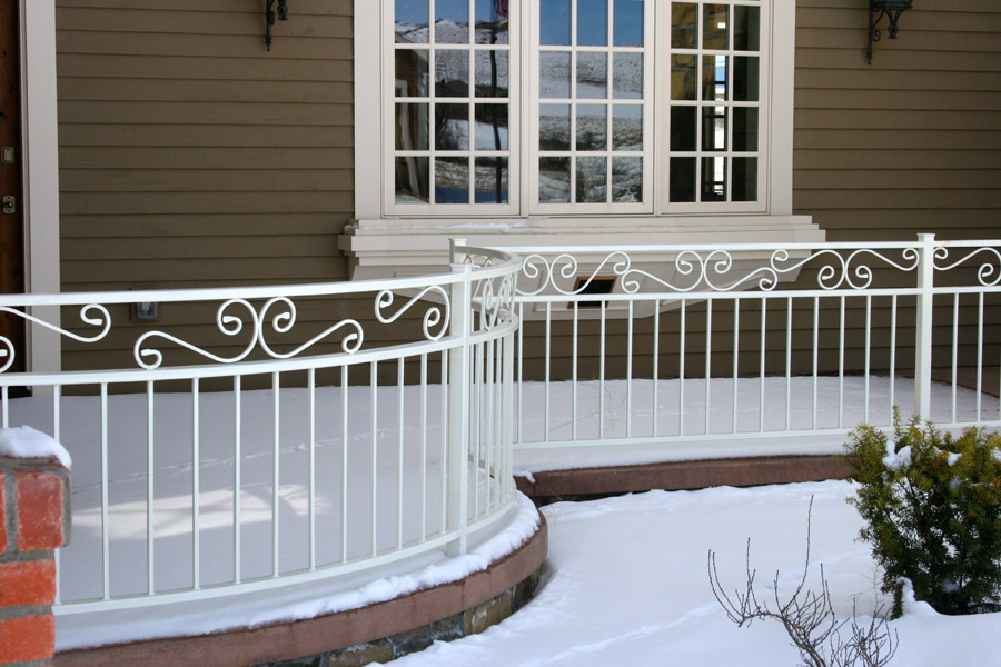 Filigree Handrail