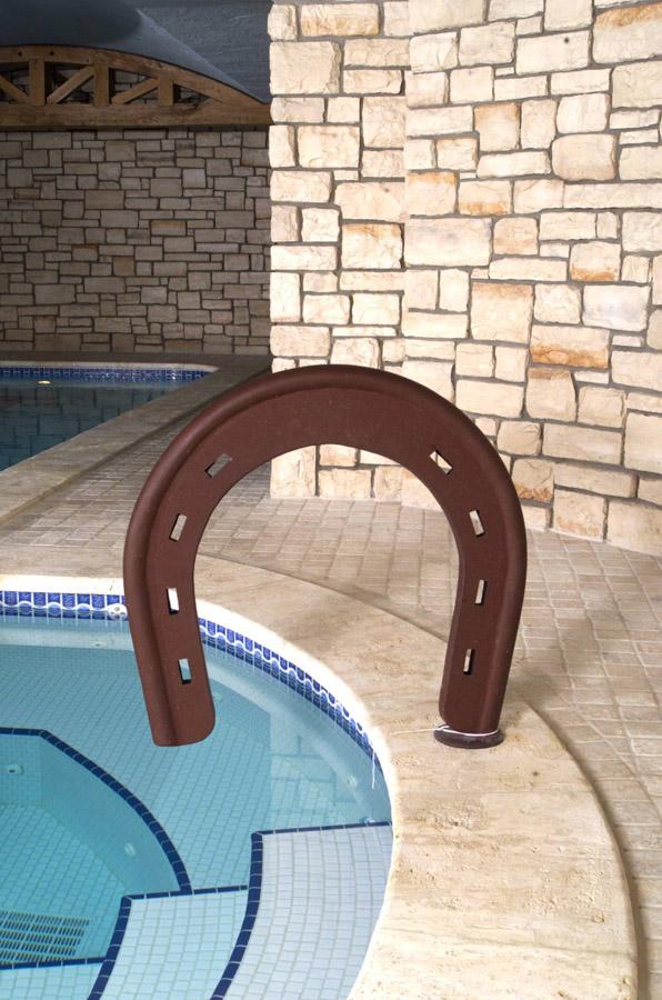 Horseshoe Handrail