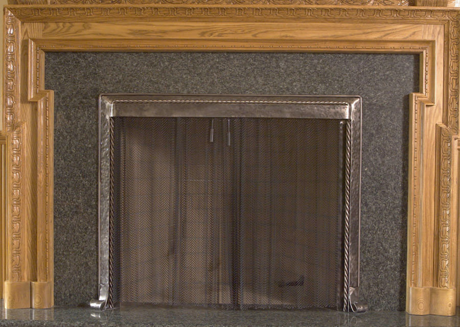 Imperial Classic Fireplace Screen