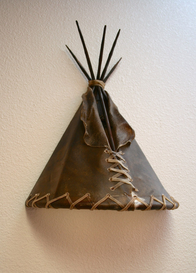 Tipi Wall Sconce