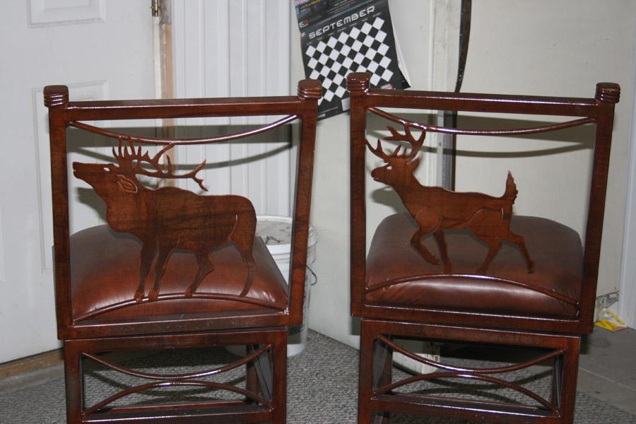 Wilderness Bar Chair 1