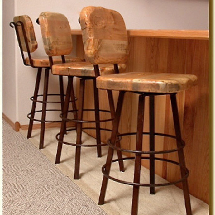 Alpine Bar Chair