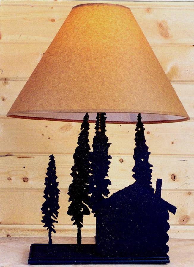 Cabin Lamp