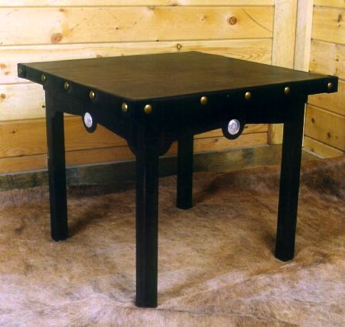 Concho End Table