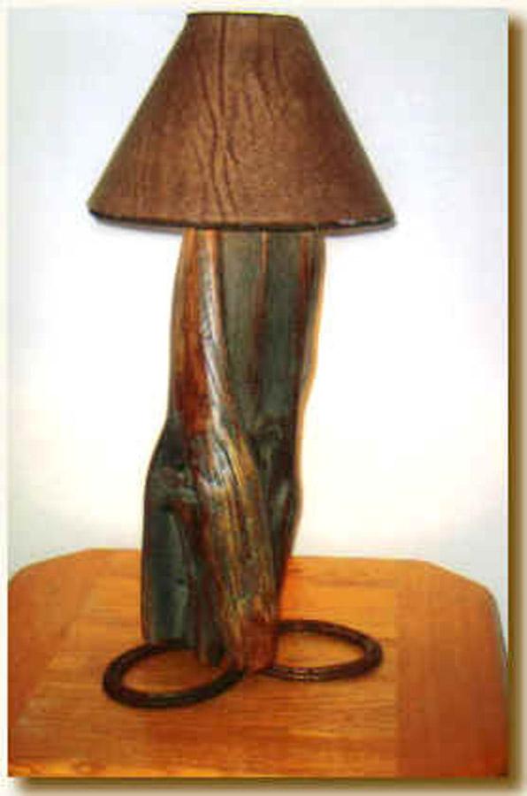 Deadwood Table Lamp