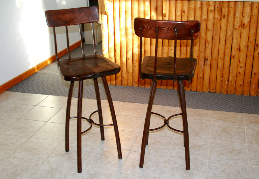 Frontier Bar Chair