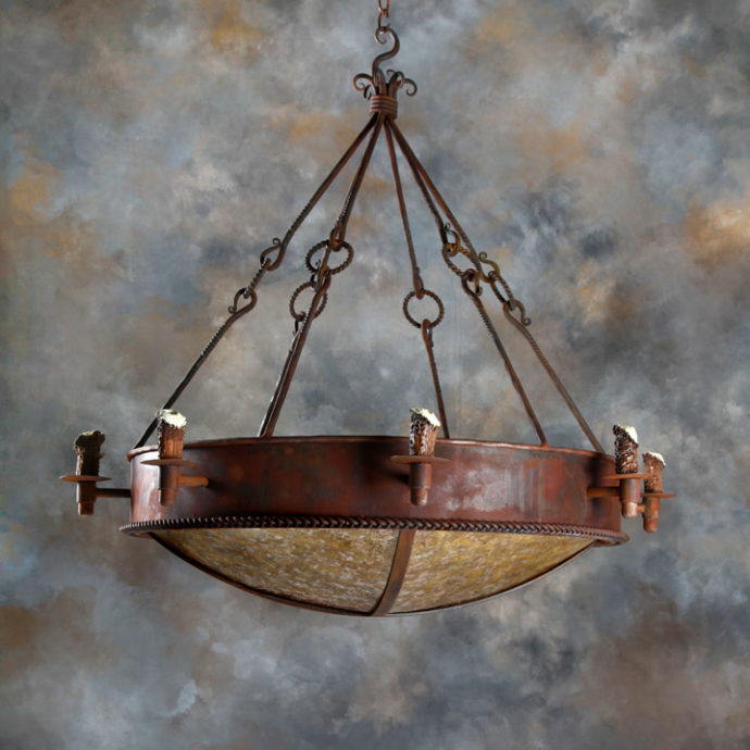 horn-canyon-chandelier