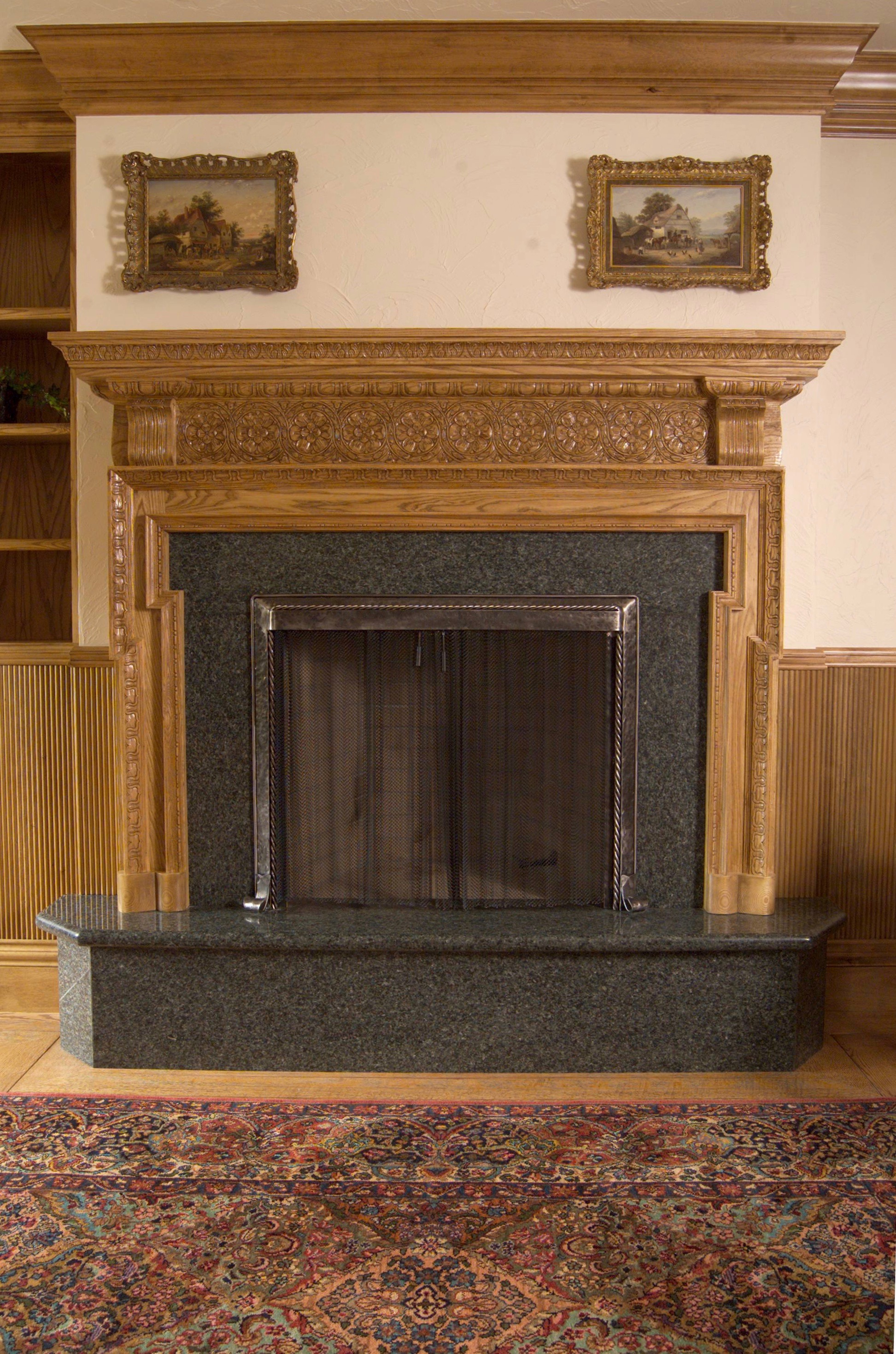 Imperial Classic Fire Sceen 1