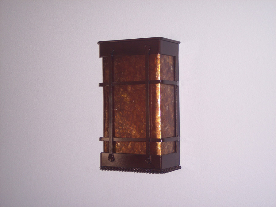 Imperial Rectangle Wall Sconce