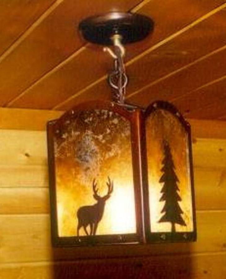 Johnson Creek Hanging Light