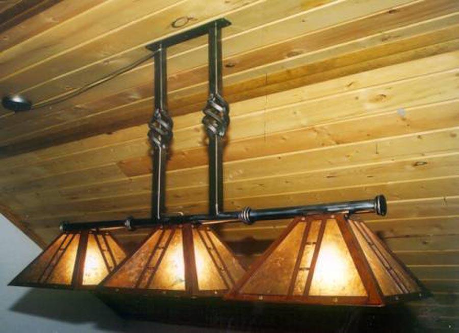Madison Pool Table Light