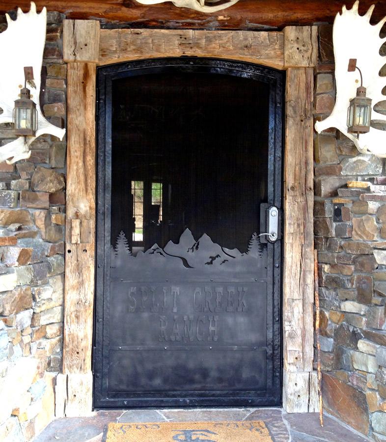 Split Creek Door