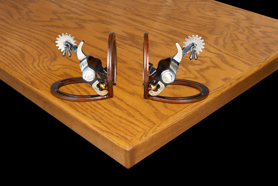 Spur Bookends