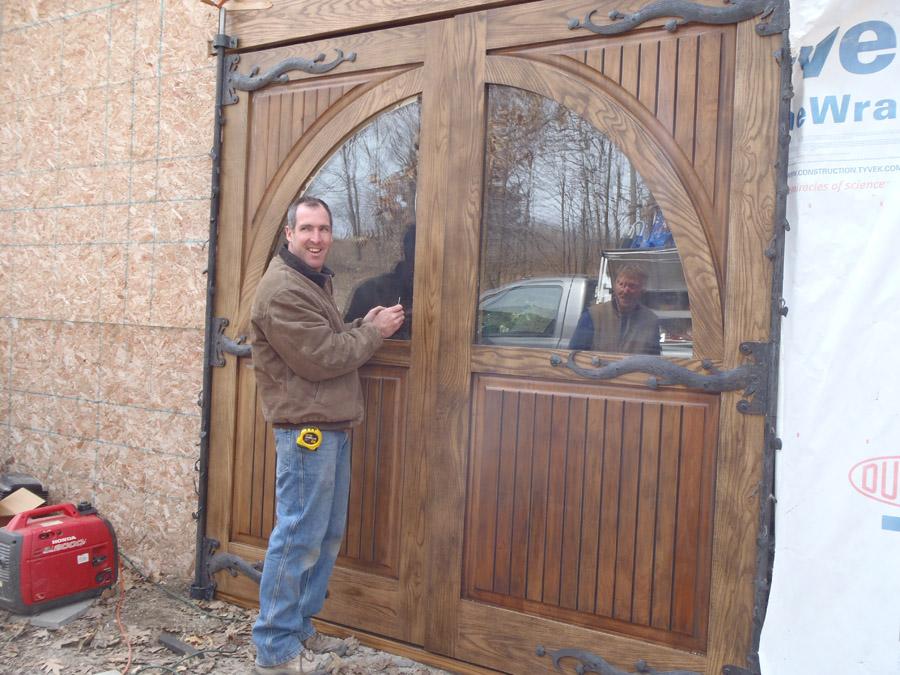 Teton Custom Door Hardware