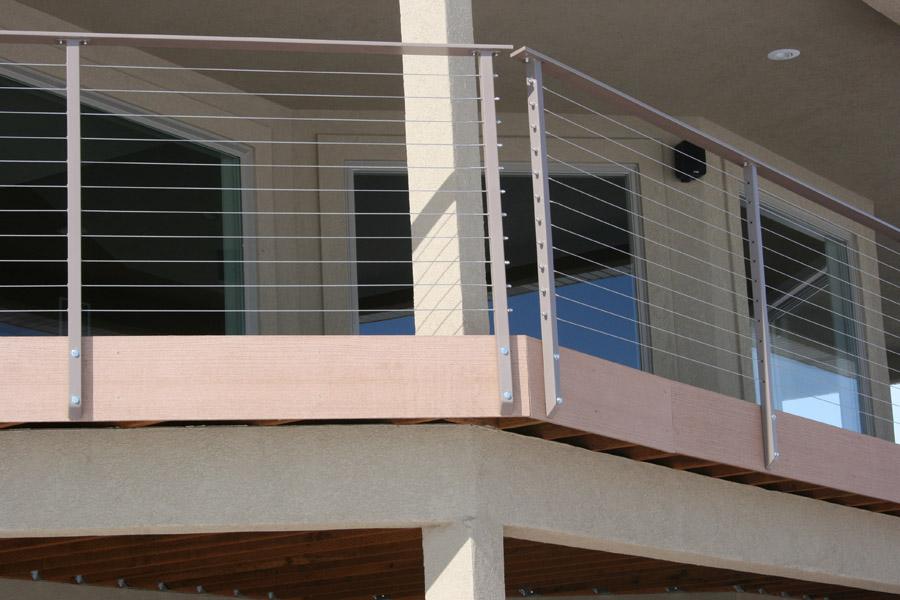 Teton Handrail