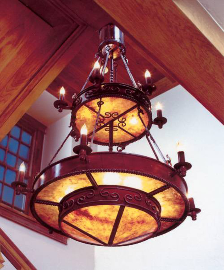 Tisdale Two-Tier Chandelier