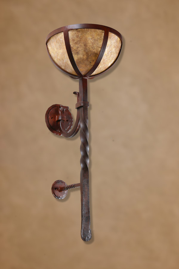 Torch Wall Mount