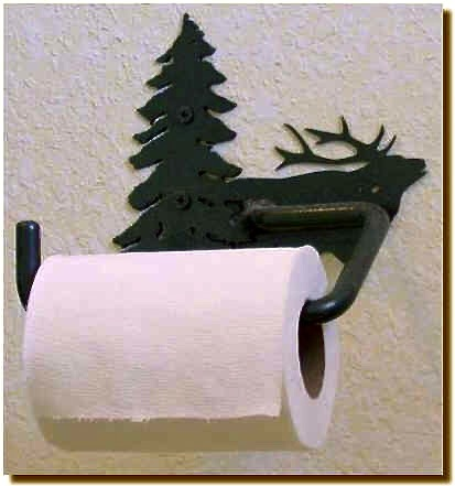 Wildlife Toilet Paper Holder