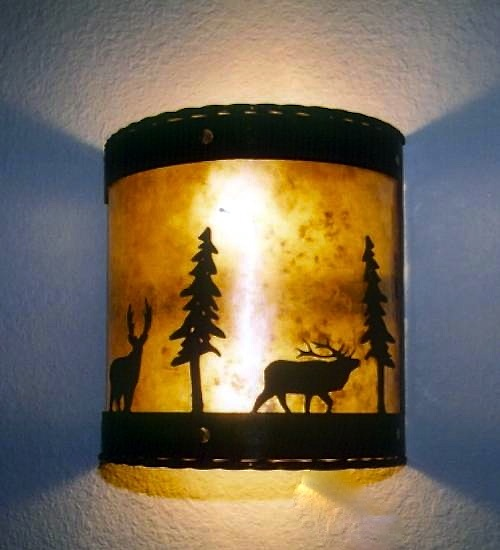 Yellowstone Wall Sconce