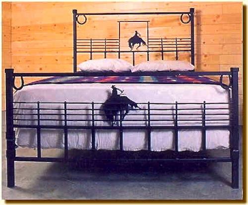 Buckaroo Bed