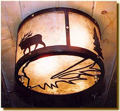Wilderness Dome Light