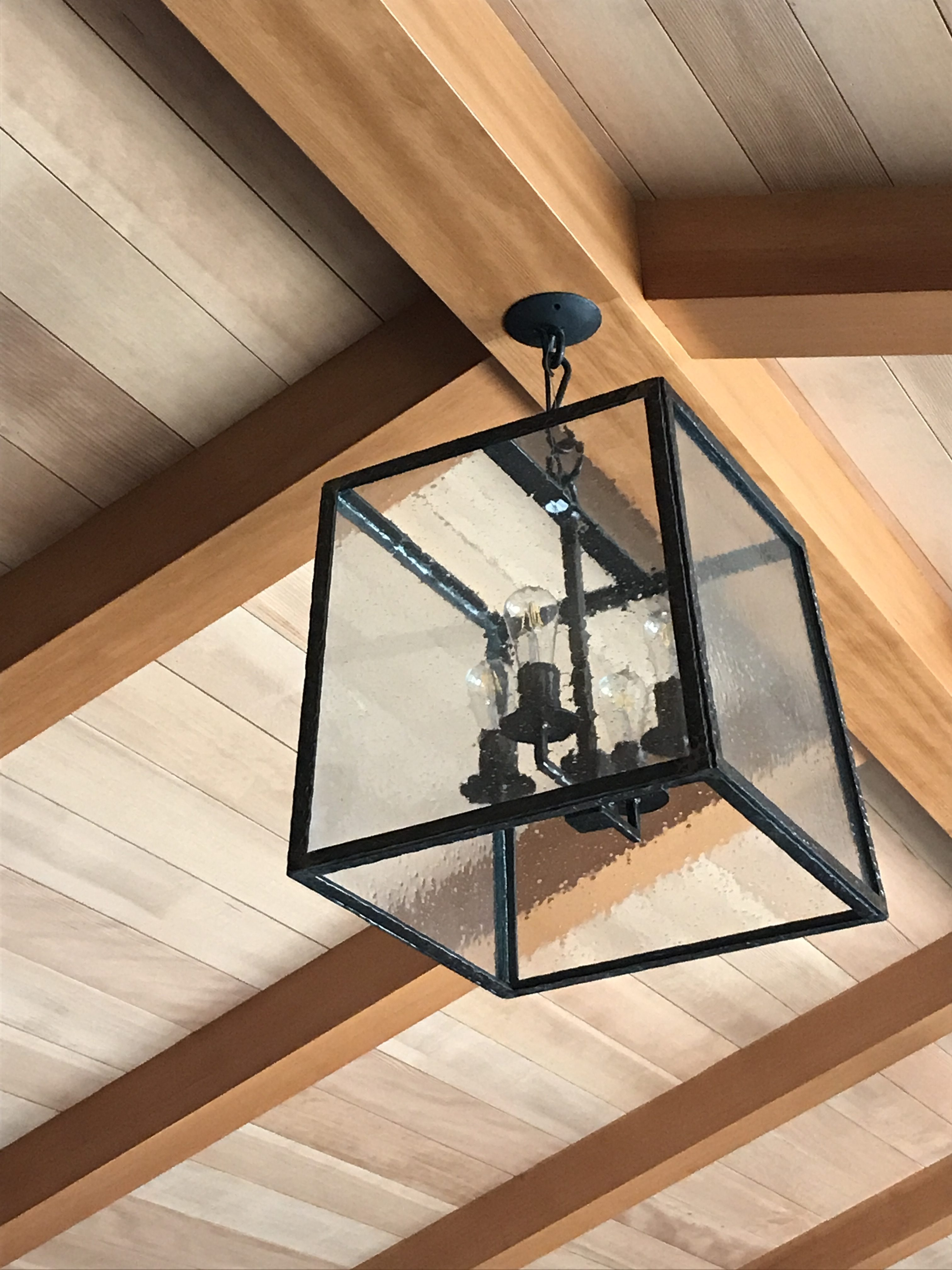 Coastal Lodge Chandelier