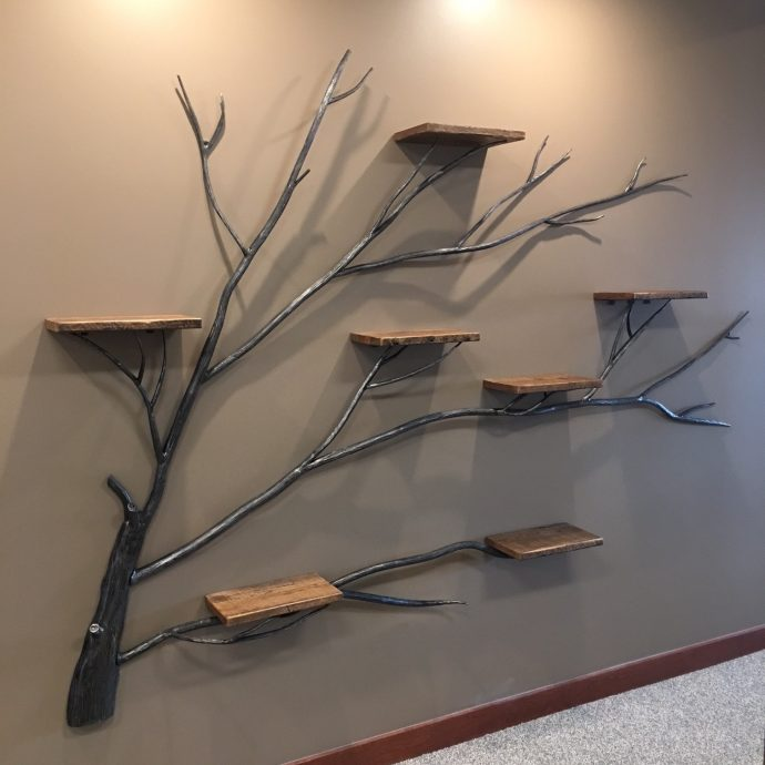 Tree of Life Wall Shelf_6978