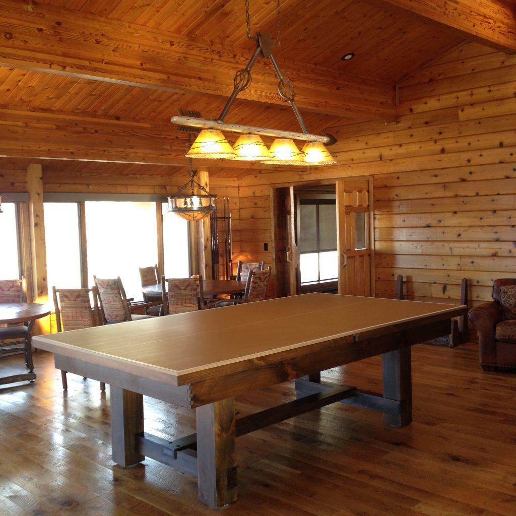 Arrowhead Pool Table Light