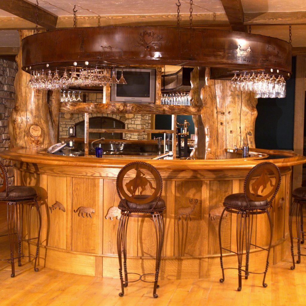 Timberline Bar Chair