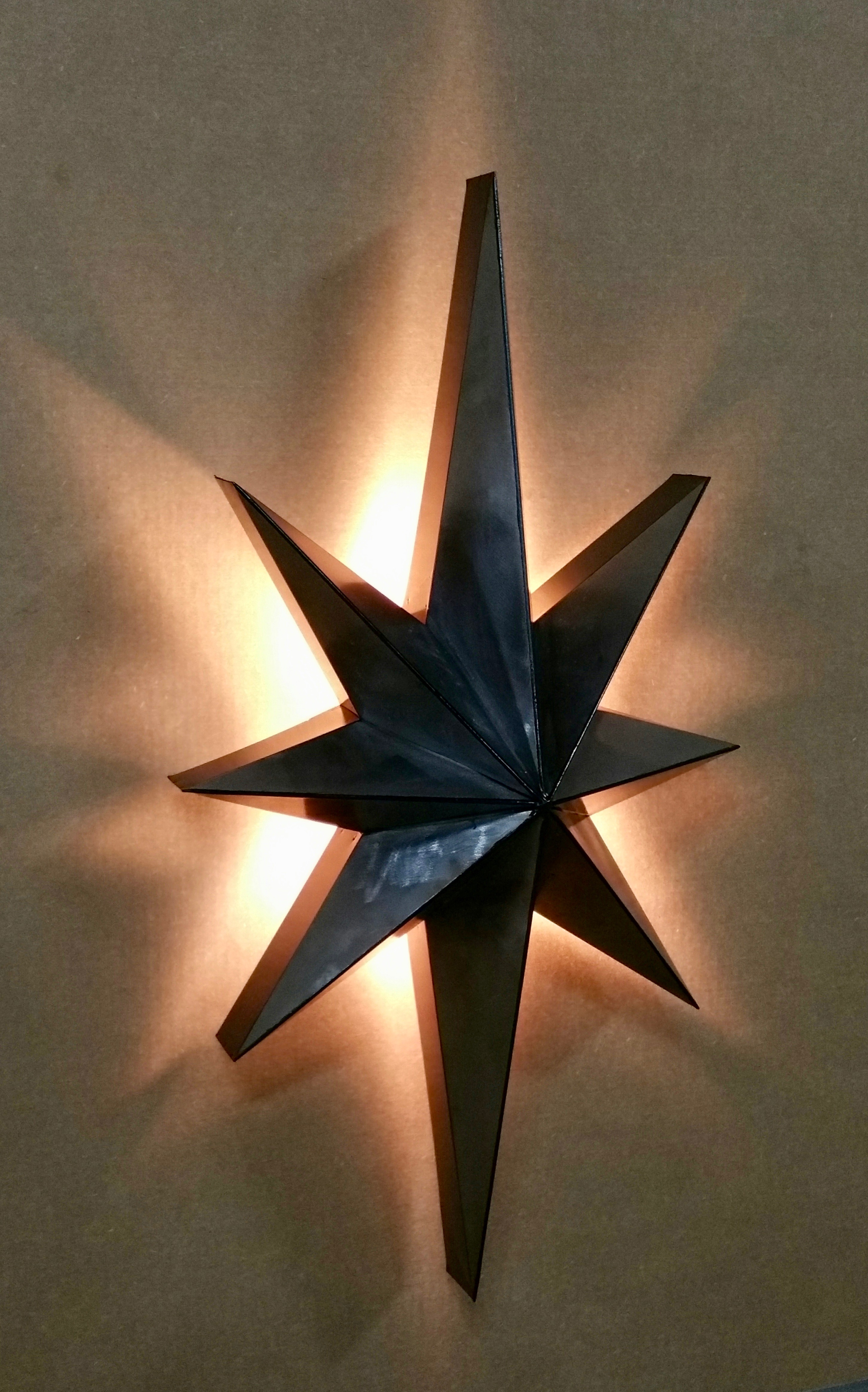 Rigel Star Wall Sconce